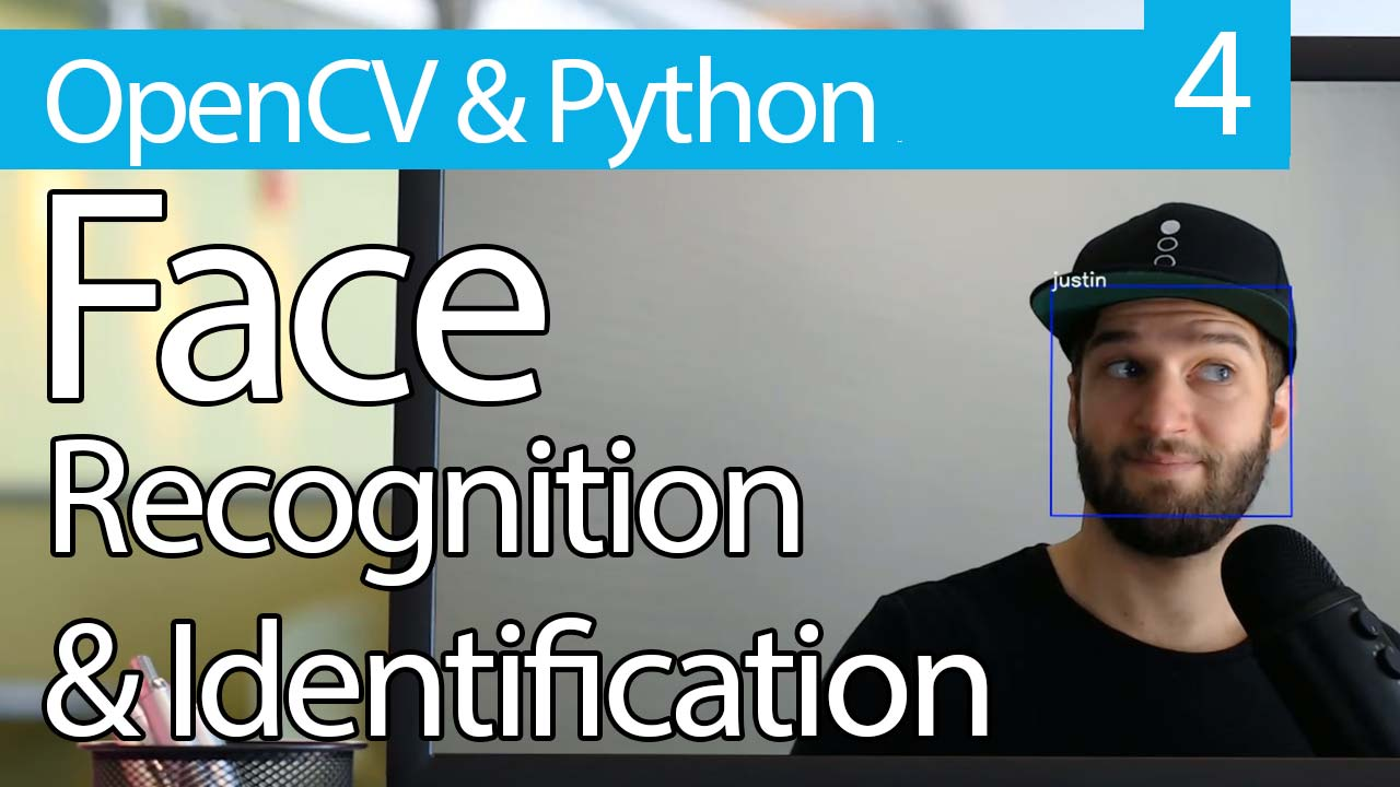 OpenCV & Python: Face Recognition and Identification | Post | Coding