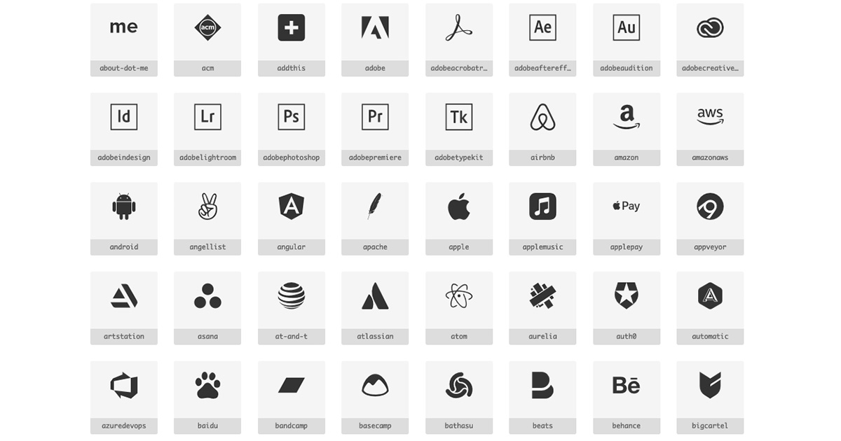 Convert SVG Icons To CSS Webfonts and Deploy to CDN | Post | Coding